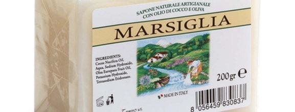 Sapone di Marsiglia - 200 gr
