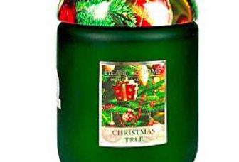 Candela in cera di soia - Christmas Tree - 115 gr.