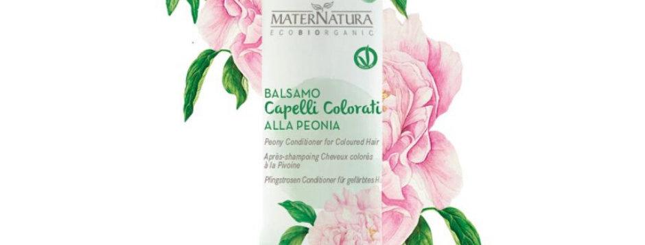 Balsamo Capelli Colorati alla Peonia - 200ml