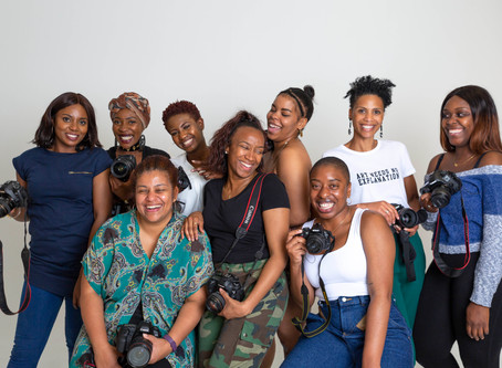 Welcome to the official Uk Black Female Photographers website.