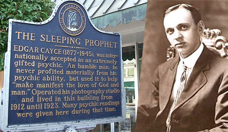Edgar Cayce - Great Spiritual Mediums of the Past