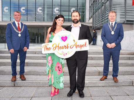 The Heart Angel Charity Launch