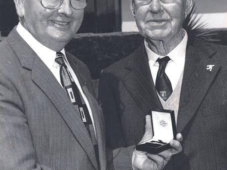 Jim Russell – The Three Century Man