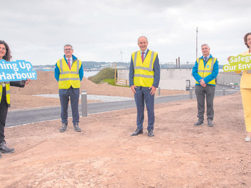 €144m Harbour Drainage Project Reaches Completion