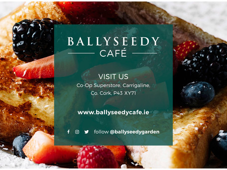 Christmas At Ballyseedy Café In Carrigaline Is Here