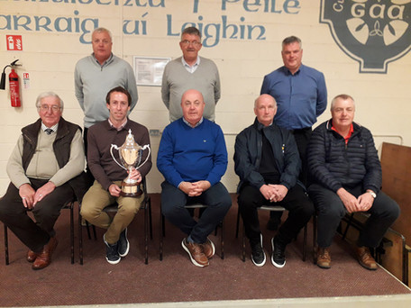 Carrigdhoun Board Make Fitting Tribute To Late Jim Forbes
