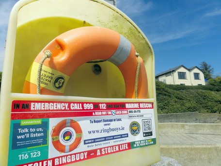 Cork Ringbuoys Ring Help with Loc8 Code