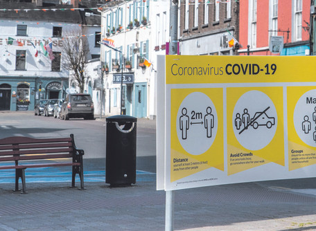 Kinsale Considers Street Dining, Free Parking & More