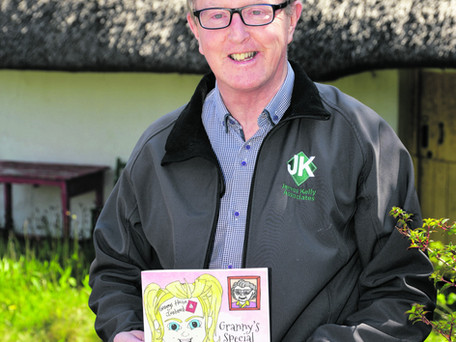 Carrigaline's Jim Kelly Publishes Book