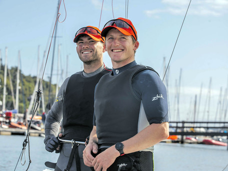 Crosshaven Sailors Could Be Ireland's Next Olympians