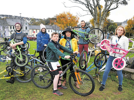 Crosshaven Set To Receive Fantastic Public Bike Repair Station