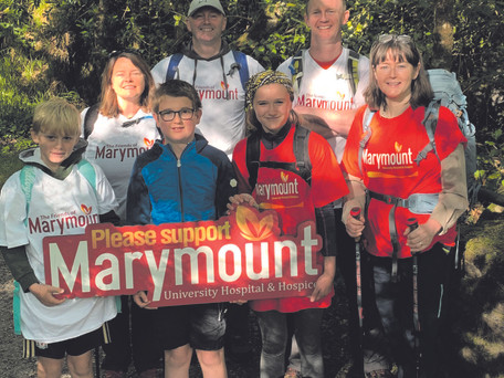 Fountainstown Residents To Walk 500km