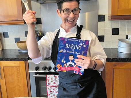 Patricia's Touch Of Magic Sees Book Published