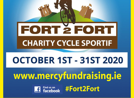 2020 Fort 2 Fort Charity Cycle Brief