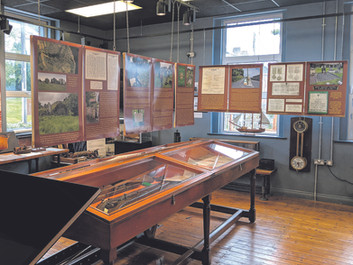 War Of Independence Exhibition At Maritime Museum In Passage West