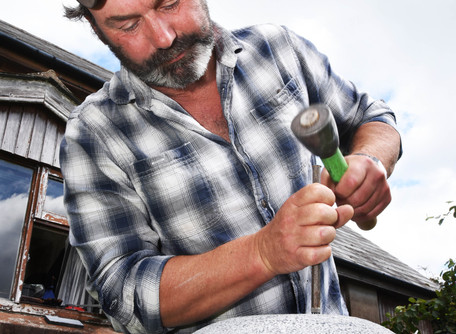 Stone Carving Workshops In Tracton
