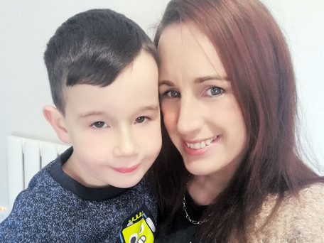 Ringaskiddy Lady Publishes Book For Son