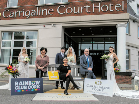 Carrigaline Court Hotel launches charity Wedding Giveaway