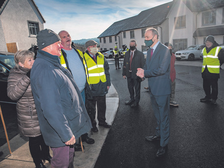 Taoiseach Launches 69 New Homes In Carrigaline
