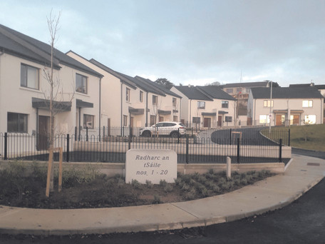 Clúid Housing Delivers 40 New Homes In Kinsale