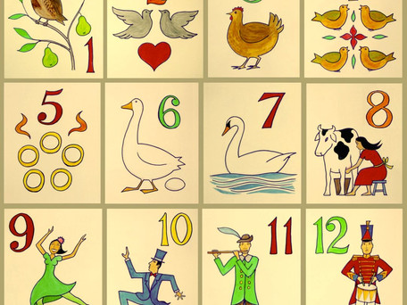 "Decoding ""The 12 Days of Christmas"""