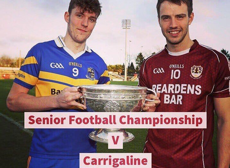 Carrigaline Seal Dramatic Win In Thrilling Contest