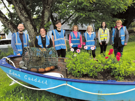 Tidy Towns Transforming Ringaskiddy