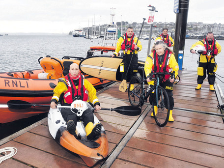RNLI Launches Mayday For Funds