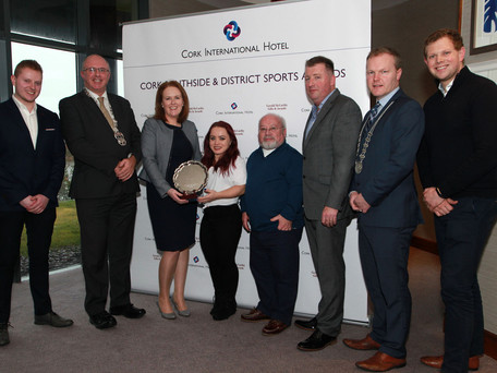 Carrigaline's Niamh McCarthy Wins Southside Accolade