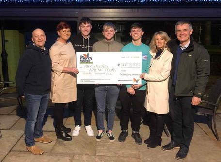 Danny Crowley Memorial Swim hits €100,000 Target