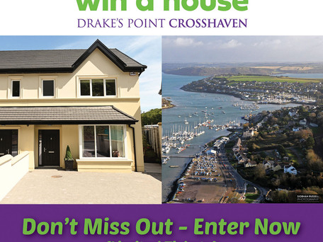 Win a house in Crosshaven!