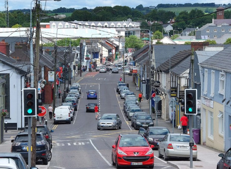 Carrigaline Prepares For New Parking System