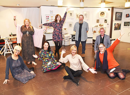Owenabue Arts Weekend Celebrates Local Artists in 'The Gallery' Carrigaline