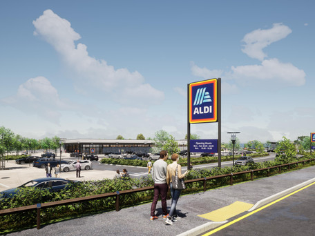Aldi Unveils Plan For New Store In Carrigaline