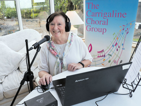 The Carrigaline Choral Group Beat Covid 19 Shutdown