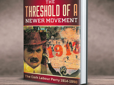 Carrigaline & South Cork Links In New Book On Labour Party