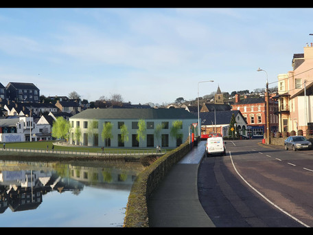 An Ambitious Plan Submitted In Kinsale