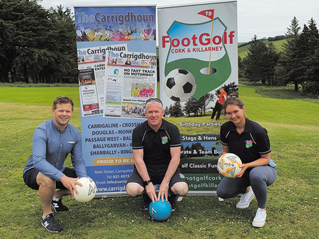 FootGolf Cork To Host FootGolf Tour of Ireland