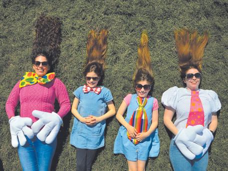 Cogan Cousins' Charity Chop