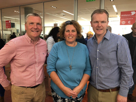 Councillor Audrey Buckley elected new Chair of Carrigaline Municipal District