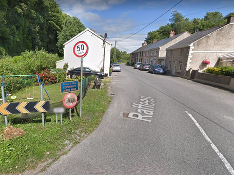 Raffeen Needs Urgent Traffic Calming Measures Warns Councillor