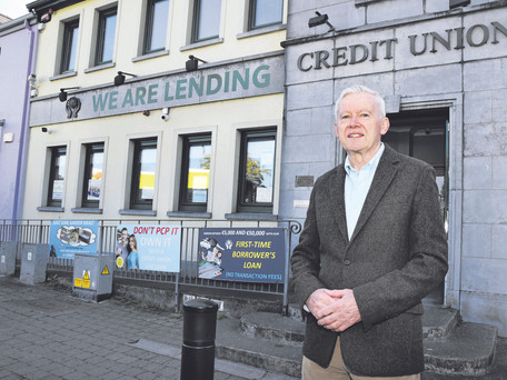 Newly Appointed Chairperson of Crosshaven-Carrigaline Credit Union