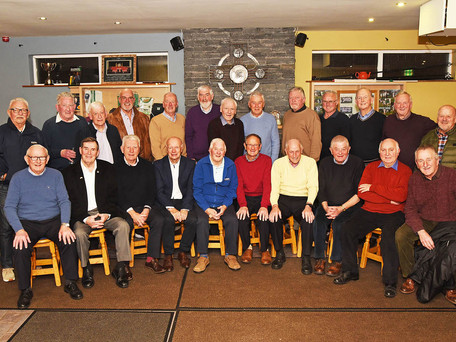 Passage GAA Celebrate 50th Anniversary Of Winning Junior Side