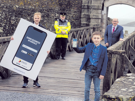 New Kinsale Town App Goes Live