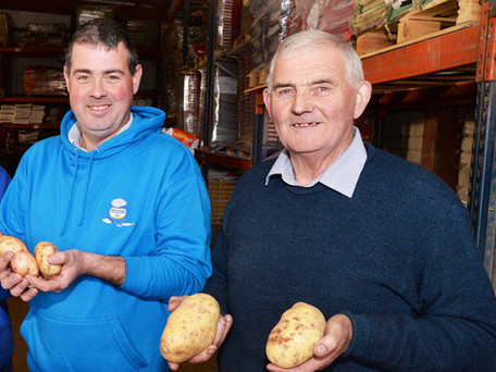 Griffins, Carrigaline – Three Generations Supplying Potatoes from Farm to Fork