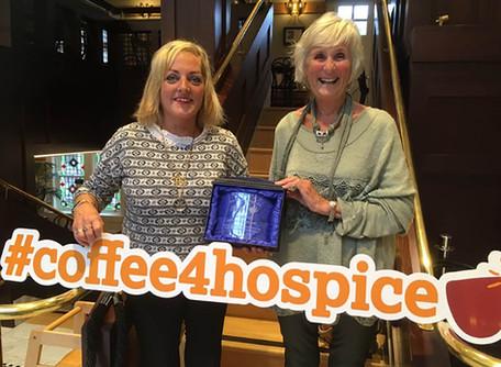 Avril Smith Coffee Fundraiser Receives Award