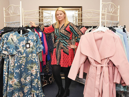 Ally Grace Click & Collect Ladies Fashion Opens In Carrigaline