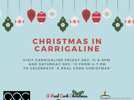 Christmas Comes to Carrigaline this Weekend!