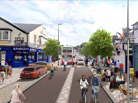 Carrigaline Transport Plan Passed by Local Councillors