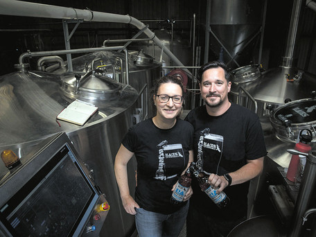 Blacks Brewery & Distillery Celebrate Prestigious Award Wins